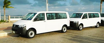 Cancun Airport Shared Shuttle Service