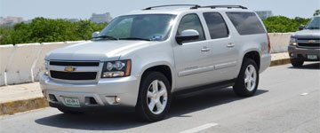 Cancun Airport Private VIP Transportation Service