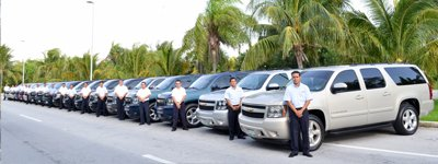 Cancun Airport VIP Transportation Service
