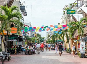 Playa del Carmen 5 th Ave