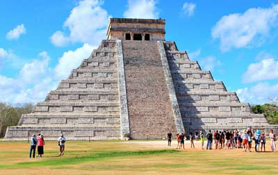 Tour Chichen Itza