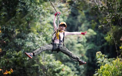 Tour Canopy Extreme Selvatica